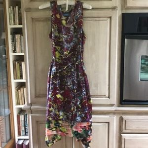 Simply Vera Vera Wang summer Dress sz L